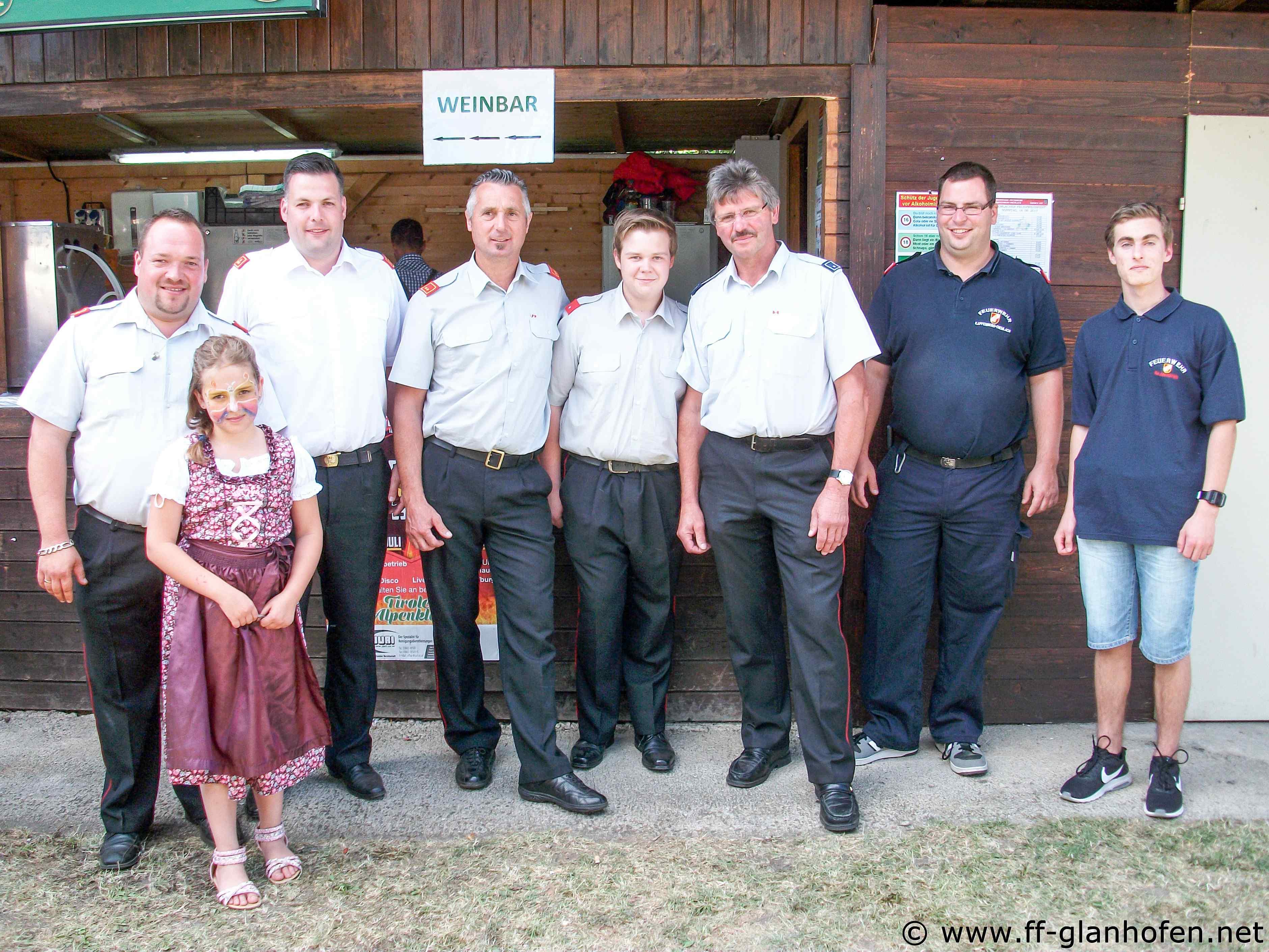 Besuch Beim Feuerwehrfest Der Ff Kapfenberg Diemlach Freiwillige