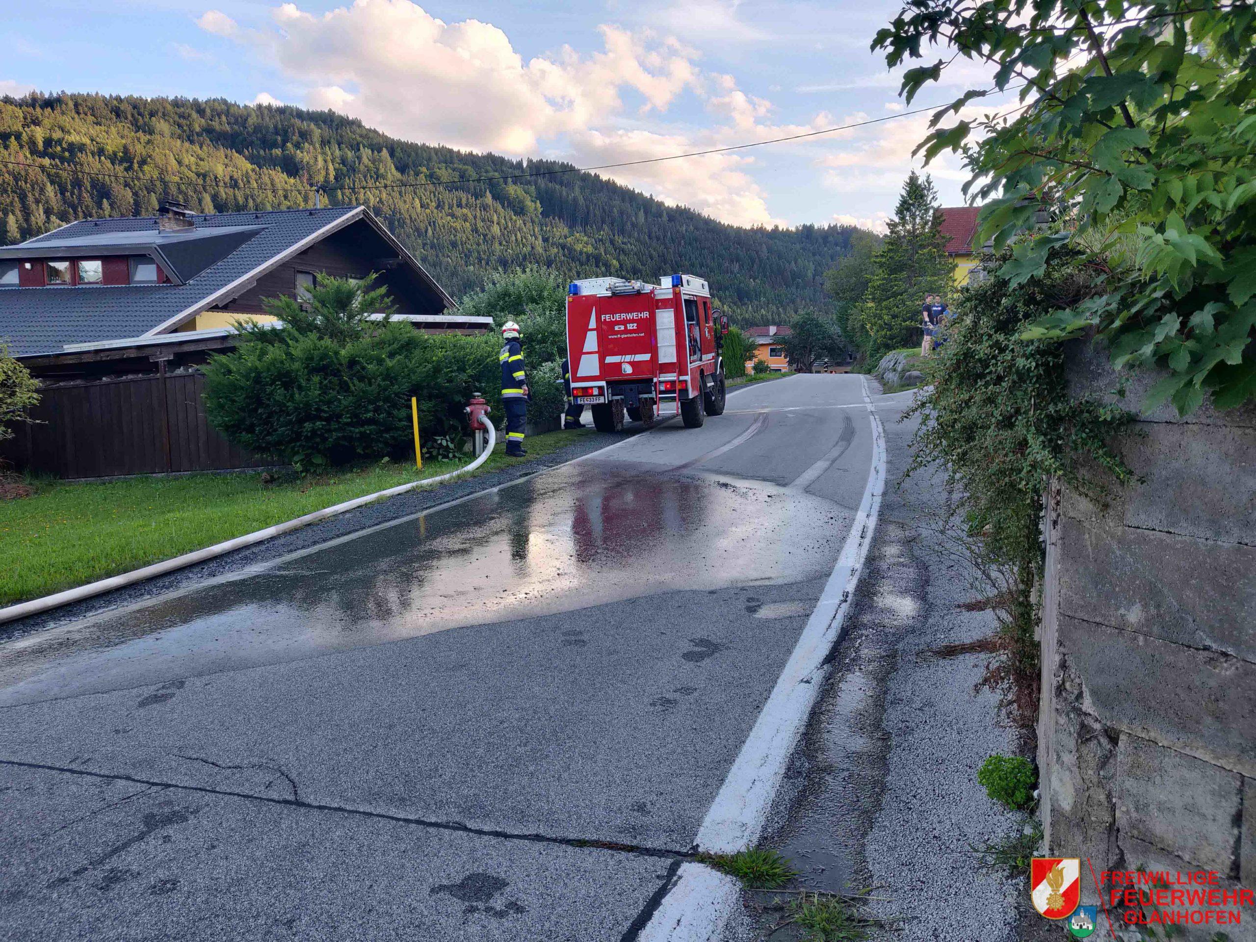 Freiwillige Feuerwehr Glanhofen